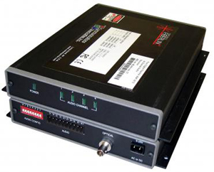 V-4040 Series: 4x Audio Channels
