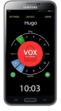 Vox Unity Intercom